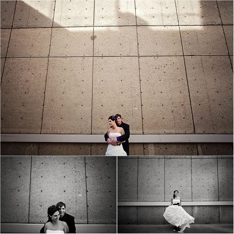 Urban Wedding Photogrpahers in Edmonton