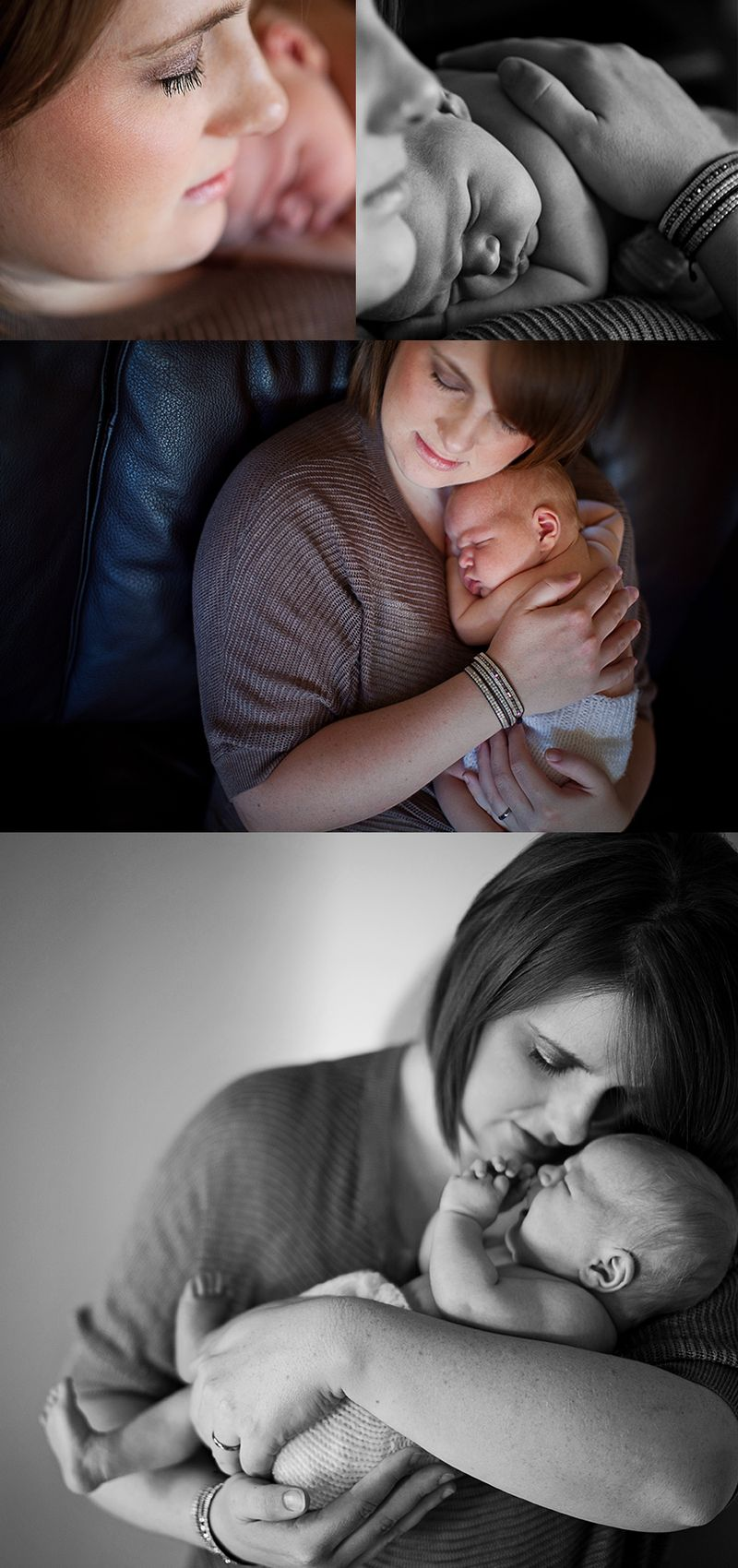 Photographers baby